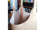 B.A. All-Leather Tote