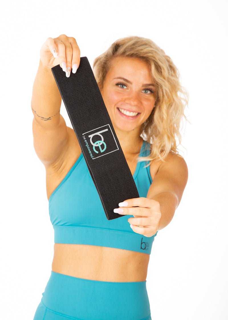 Glute Band - Heavy Tension - Black