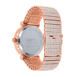 FOXY Iced Out CZ Watch