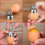 Egg Top Splitter