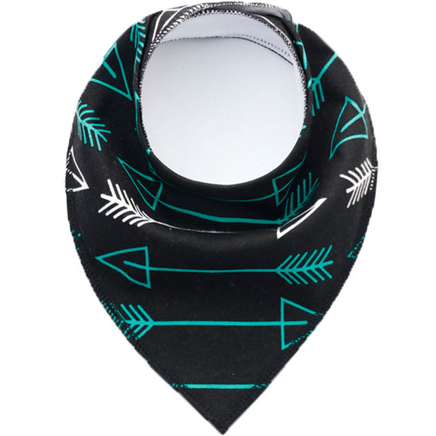 Baby Triangle Scarf - Just Kiddin' Outlet
