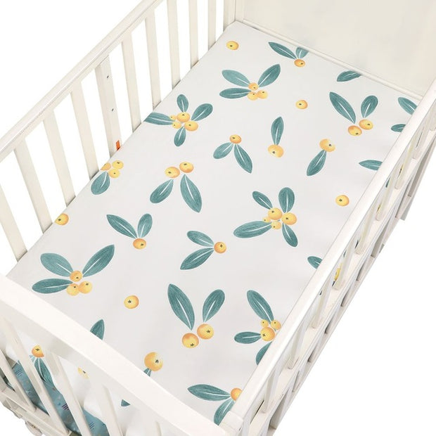 Fitted Crib Sheet - Just Kiddin' Outlet