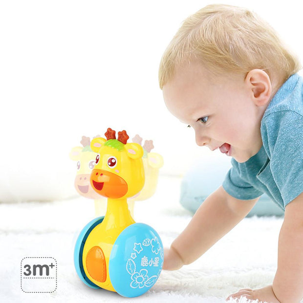 Giraffe Tumbler Baby Toys - Just Kiddin' Outlet