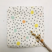 Newborn Organic Cotton Baby Blanket - Just Kiddin' Outlet