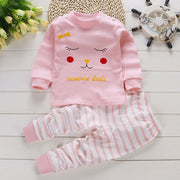 Adorable Long-sleeved Sets - Just Kiddin' Outlet