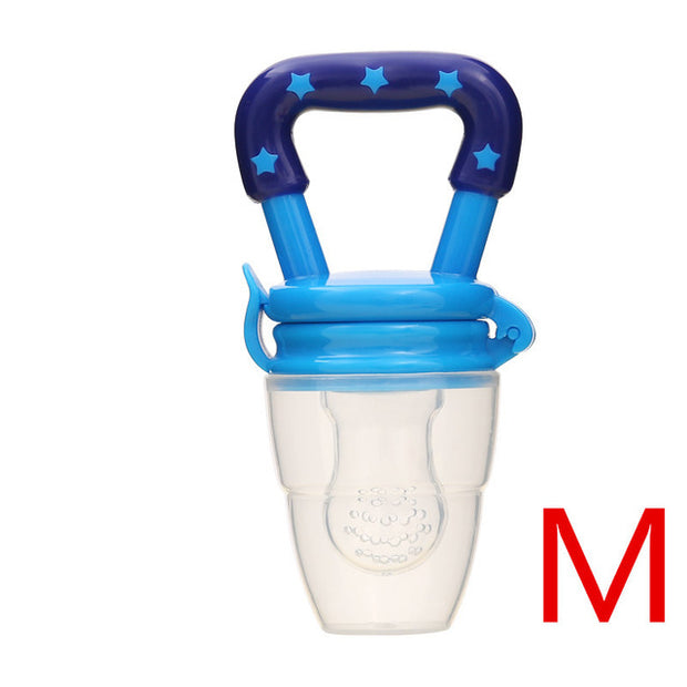 Kids Nipple Fresh Food Baby Feeder - Just Kiddin' Outlet