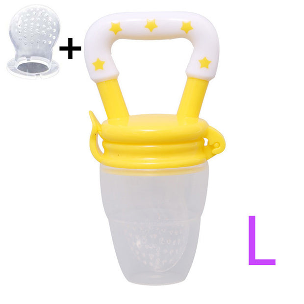 Baby Food Feeder Pacifier - Just Kiddin' Outlet