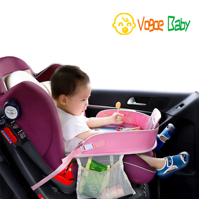 Kids Waterproof Car Tray - Just Kiddin' Outlet