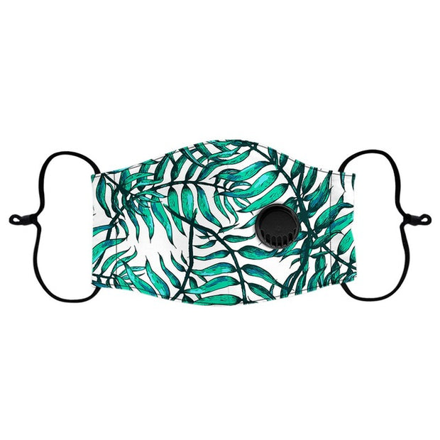 Fun Print Cotton Face Mask - Just Kiddin' Outlet