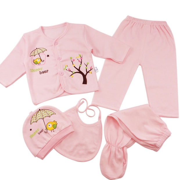 Newborn Girls Baby Clothing Suits - Just Kiddin' Outlet