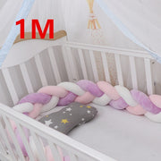 Braided Crib Bumpers - Just Kiddin' Outlet