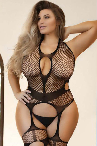 Burning Desire Fishnet Body Stocking | Fishnet Body Stocking | Coy Fox Boutique