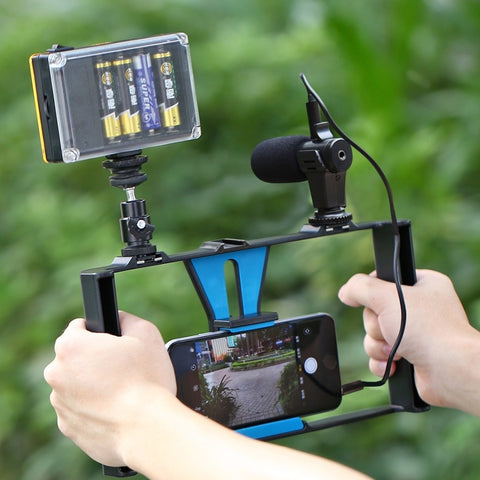 Make high quality videos with your mobile phone