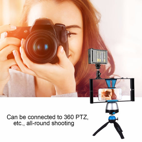 Professional video making tool for mobile phone