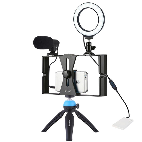 Smart Video Kit™ - Mobile Filmmaking Equipment, Livestream Kit for smartphones