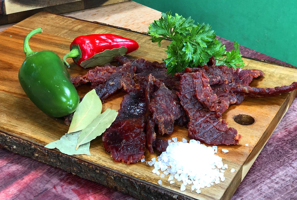 Sweet Picante Beef Jerky