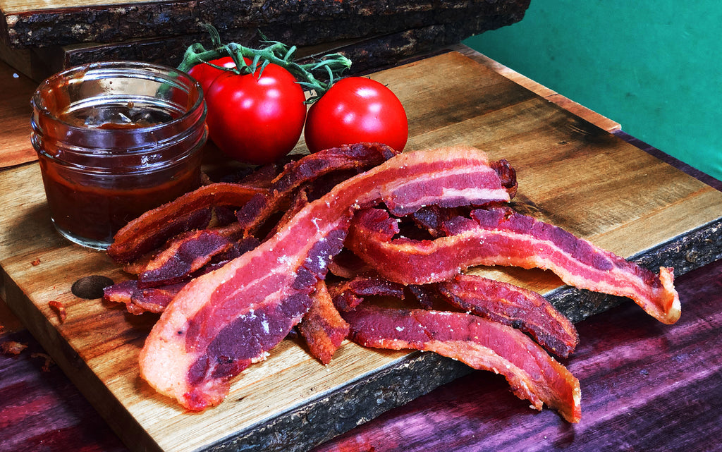 2 oz Bacon Jerky - Western BBQ