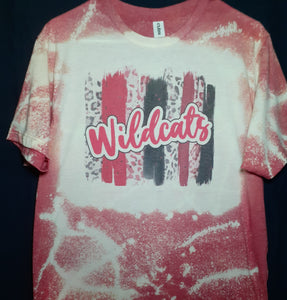 Custom Sublimation Wildcats