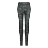 Camo Patterned Leggings for Women