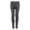 Charcoal Patterned Leggings for Women