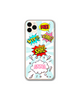 Personalised Comic Style Phone Case - iPhone