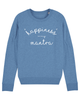 """HAPPINESS"" Mantra Sweater"