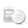 Personalised Candle - Meditation