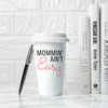 Personalised Ceramic Travel Mug - Ain't Easy