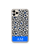 Personalised Leopard Print Phone Case - iPhone