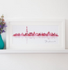 Personalised City Skyline
