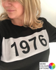 Organic Personalised Year Sweater Offline