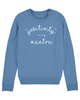 """POSITIVITY"" Mantra Sweater"