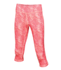 Regatta 3/4 Patterned Leggings - Pink