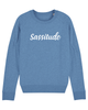 Sassistude Slogan Sweater