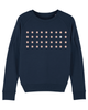 Super Star Organic Sweater - Navy
