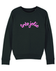 Très jolie Slogan Sweater
