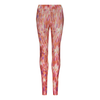Tutti Frutti Patterned Leggings for Women