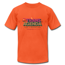 Load image into Gallery viewer, Trans Agenda T-Shirt - orange