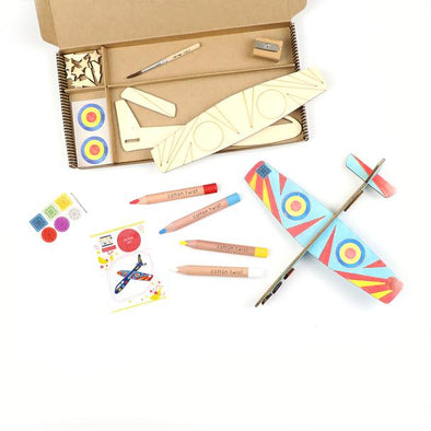 Cotton Twist - Activity Kit Box - Colourful Glider