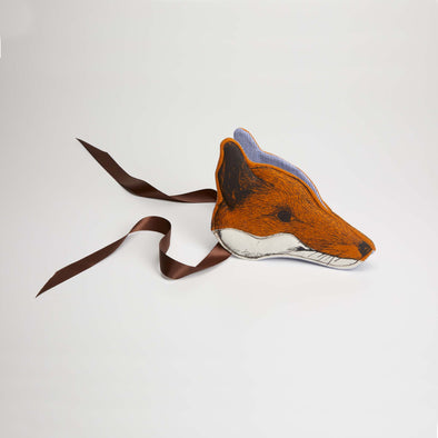 Animalesque - Heirloom Fox Headdress