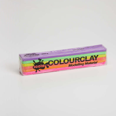 Great & Good Craft - Neon Colour Clay