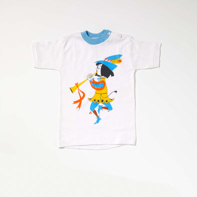 Great & Good Vintage - Unworn Pied Piper T-shirt - Age 2-3