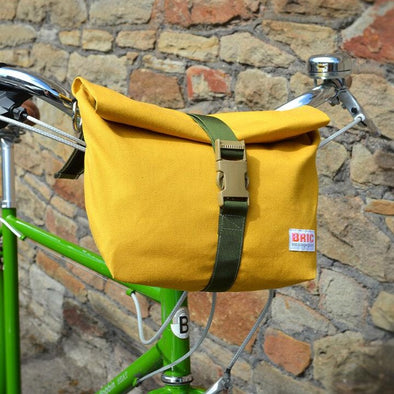 Bric - Bike Bag - Gorse Yellow