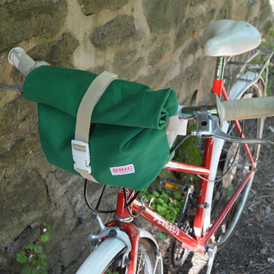 Bric - Bike Bag - Indian Green