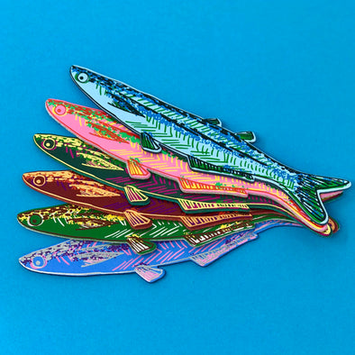 Ark Colour Design - Fish Bookmark
