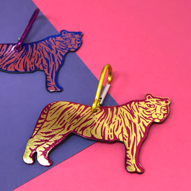 Ark Colour Design - Tiger Bag Tag