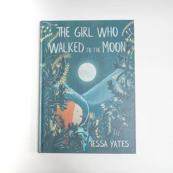The Happy Book Company - The Girl Who Walked to the Moon