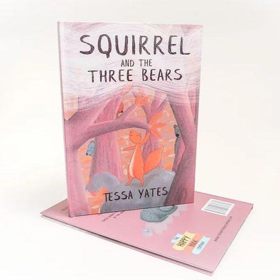 The Happy Book Company - Squirrel and the Three Bears