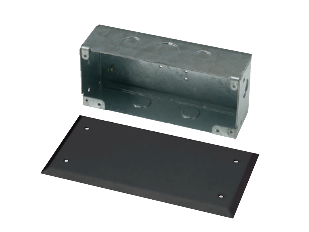 POWER ROLL™ <br> FCC Junction Box & Cover - Acquire™ Industries