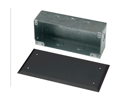 POWER ROLL™ FCC Junction Box & Cover - Acquire™ Industries
